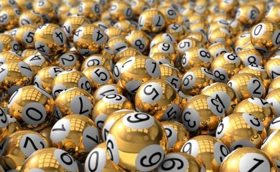 Lottery Goldballs